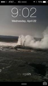 Marla's Phone Image