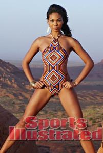 Candice Galek Bikini Luxe model