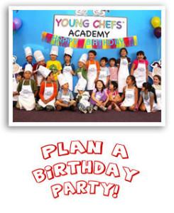 Julie Burleson YCA banner