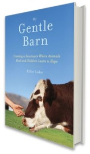 Ellie Laks The Gentle Barn book