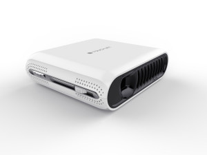 Helen Thomas Touchjet projector