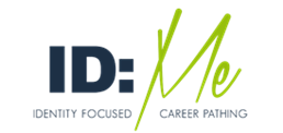 Adrienne Corn HumanTalented ID ME logo