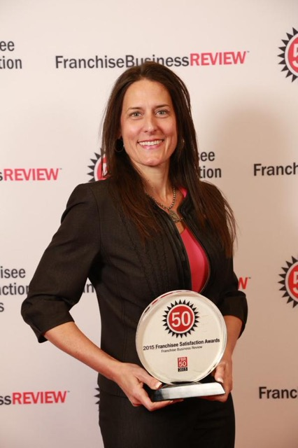 Nancy Bigley_Franchise Review Award