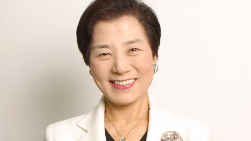 Yoshiko Shinohara, self-made female billionare