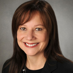 Mary Barra_Women CEO