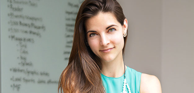 Kathryn Minshew, The Muse