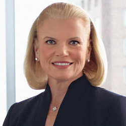 Virginia Rometty_Women CEOs