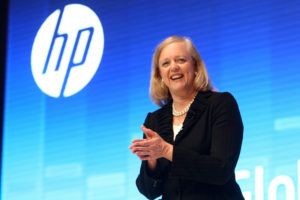 HP (Hewlett-Packard) President and CEO Meg Whitman delivers a speech during the Global Influencer Summit 2012 in Shanghai, China, 10 May 2012. China is no longer an emerging market for Hewlett-Packard Inc because of its huge potential which HP will continue to tap by raising investment. HP will pump more funds in manufacturing and research in such places such as Shanghai, Beijing and west Chinas Chongqing. The company will continue its leadership in hardware on PC and printer and fully commit to China through designing products specifically for the domestic market. I dont think China is an emerging market anymore, as it has already evolved, Meg Whitman, president and CEO of the worlds No. 1 personal computer maker, said on Thursday (10 May 2012) at the HP Global Influencer Summit in Shanghai, her second visit to China within a month.